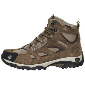 Jack Wolfskin Vojo Hike Mid Texapore - Chaussures Femme - marron